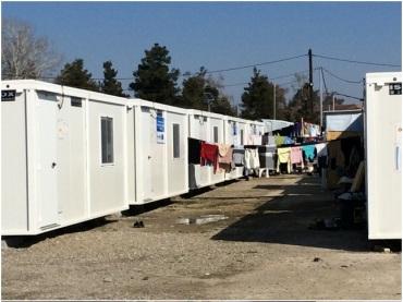 Greece pic 3, Refugee support Alex